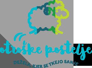 Logotip Otroške postelje